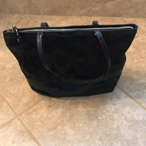 Sequence Coach Purse